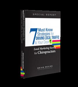Special Report Cover Chiropractors