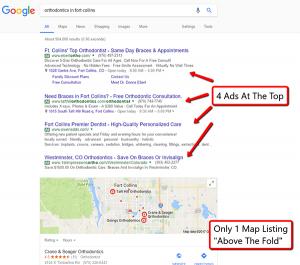orthodontics-google-map-listings