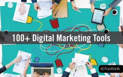 100+ Digital Marketing Tools to Help You Become A More Effective Marketer