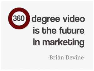 360 degree video is the future in marketing