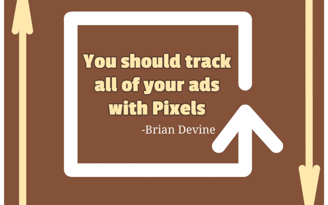 Tracking your Website with Pixels even before you Need to