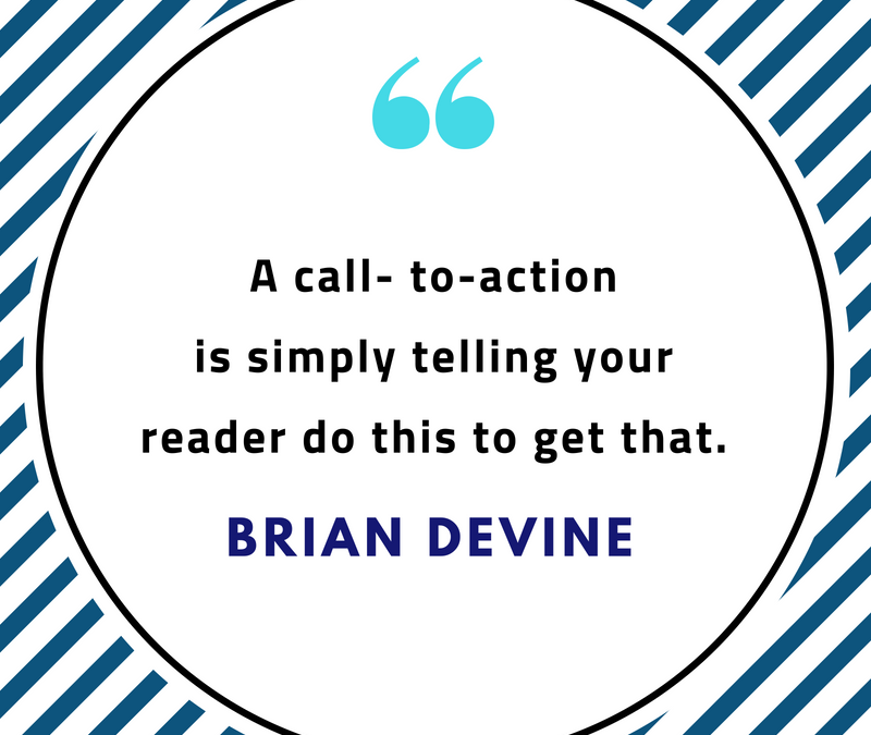 Do You Have A Call To Action In ALL Of Your Practice Marketing?