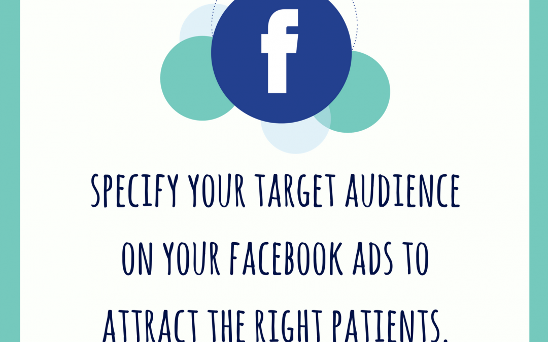 Have A Facebook Ad That's Not Performing? Try these fixes…