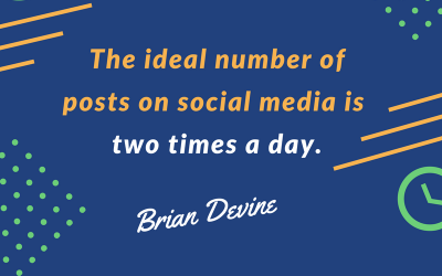 How Often Should You Post To Your Social Media Accounts: TopLine Live At 5