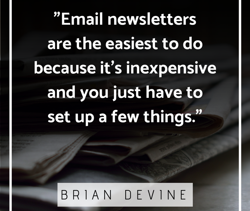 Are You Leveraging Newsletters To Keep Your Practice Full?