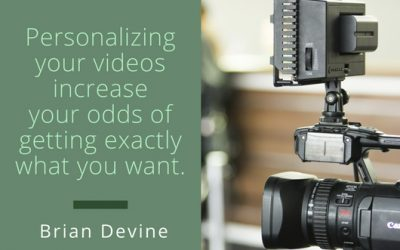 Personalized Video To Promote Your Practice – It's Easier Than You Think!