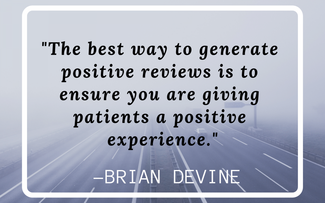 How To Get Reviews Quickly & Easily For Your Practice