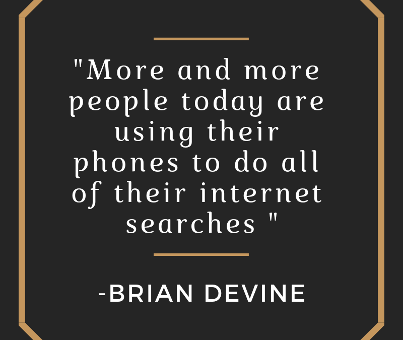 Voice Search And How It Effects Your Practice Marketing