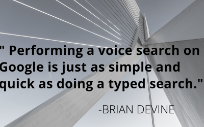 Are You Hearing About Voice SEO For Your Practice Yet?